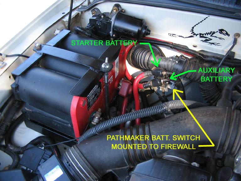 tacoma dual battery wiring manual e books Tacoma Battery Box tacoma dual battery system part iii