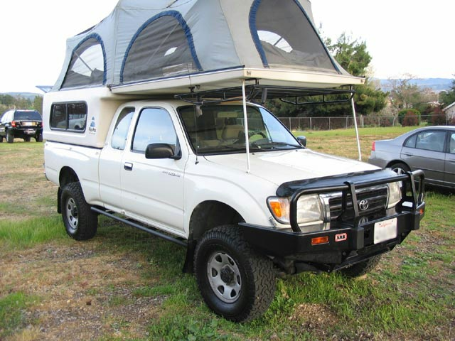Rv Inflatable Mattress Kodiak truck bed tent - FORD RAPTOR FORUM - Forums and Owners Club!